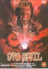 976 Evil DVD Stephen Geoffreys Patrick O'Bryan Original UK Release New Sealed R2