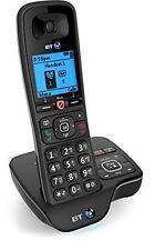BT 6600 Nuisance Call Blocker - 1x Cordless DECT Handset Ans Machine