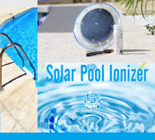 Good quality Solar Swimming Pool Ionizer -Save on 80% chlorine ,Kill Algae.
