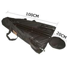 "100CM 40"" PADDED CAMERA VIDEO TRIPOD CARRY BAG CASE FOAM PADDED 1680D NYLON"