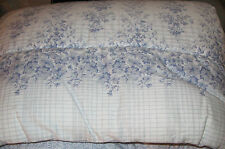 LAURA ASHLEY SOPHIA FULL COMFORTER  NEW, GORGEOUS AND RARE