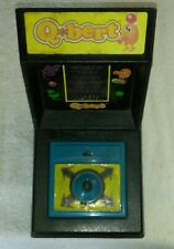 QBERT Vintage Tabletop Electronic Game PARKER BROTHERS Mini Arcade Q*BERT q-BERT