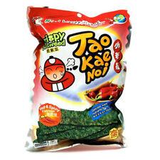 TaoKaeNoi Tao Kae Noi Crispy Seaweed - Hot & Spicy Flavor 32g ( Thailand Snack )