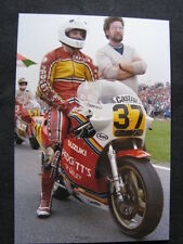 Photo Padgett's Suzuki RGB500 #37 Mark Phillips (GBR) EK Road Races Assen 1987