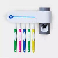 sterelizzatore uv per spazzolini  da denti 2 in 1