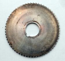 1 Stück Sägeblatt Scheibenfräser HSS 63 x 2 oder 2,5 x 16 mm