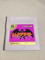 S84 GARGOYLE'S QUEST Red Arremer Gameboy Nintendo GB Japan
