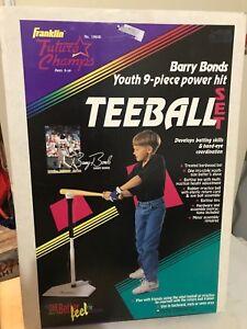 Barry Bond Youth 9 Piece Power Hit Teeball Set