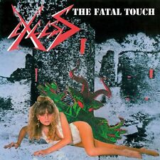 EXCESS-Fatal Touch CD,Sortilege,Blaspheme,ADX,Lust,Venin,Nightmare,Rare,Private