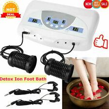 2019 Professional Ionic Detox Foot Bath Spa Cleanse Machine Far infrared Ion Z