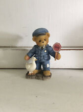 """New ListingCherished Teddies """"Officer, I'Ve Got A Warrant Out For Your Heart"""" 476560 - Nib"""