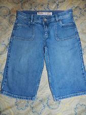 Jean Stretch Bermuda Walking Shorts (JUNIORS size 7) Mossimo Supply