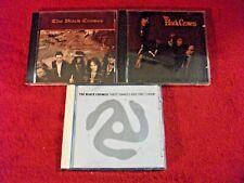 Lot of 3 Black Crowes CDs