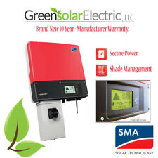 SMA Sunny Boy SB5000TL-US-22 Grid-Tie String Solar Inverter With DC Disconnect