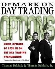 DeMark On Day Trading Options, Day DeMark, Thomas DeMark, Acceptable Book