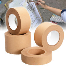 Us 30meter Kraft Paper Gummed Tape Reinforced Water Activated Sealed Carton Tape