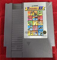 TRACK & FIELD II 2 Original Nintendo NES Video Game Cartridge Konami NES-F2-USA
