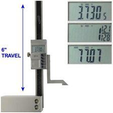 Height Gauge 6 Digital Electronic Scale Magnetic Base 1128 Igaging