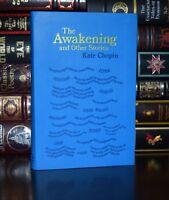 The Awakening & Other Stories by Kate Chopin Brand New Deluxe Leather Feel Gift