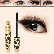 Leopard 3D Mascara Set Natural Fiber Extensions volume Curl Long Lashes 3D