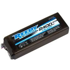 NEW Associated Reedy LiPo Pro TX/RX 2400mAh 7.4V Flat 27313