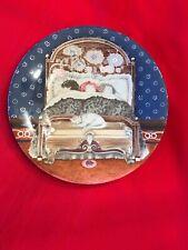 Haviland Limoges ''A Visit From Saint Nicholas'' Collector Plate # 2