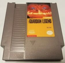 The Guardian Legend Nintendo Nes Cleaned & Tested Authentic