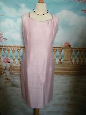 JACQUES VERT Dress size 18 Mock Silk Summer Evening Cocktail Wedding Occasion