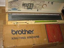 BROTHER KNITTING MACHINE KH-881 STANDARD GAUGE SPARE BED ONLY IN CASE AS SHOWN