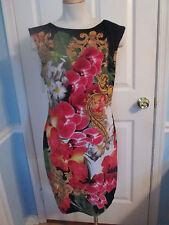 cache floral  dress l              #335