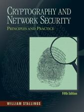 Cryptography and Network Security: Principles and Practice (5th Edition) Stalli