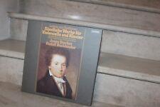 beethoven- violoncelle et piano / Starker- Buchbinder  (box 3 LP) 1978