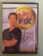 anthony youn md  THE AGE FIX    DVD NEW