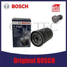 ORIGINAL BOSCH Ölfilter P 3314 und Ölablaßschraube Audi, Skoda,Seat, VW