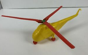 VINTAGE MPC MARX PAYTON  CIVILIAN OR FIRE DEPARTMENT SIHORSKY HELICOPTER