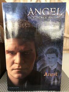 "SIDESHOW BUFFY THE VAMPIRE ANGEL BLUE BOX RARE 12"" FIGURE BRAND NEW"