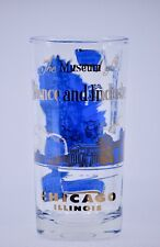 1970's Museum of Science & Industry Chicago Illinois 10 oz Glass Collectible
