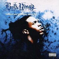 Busta Rhymes Turn it up!-The very best of (2001) [CD]