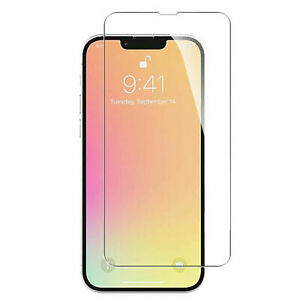 Full Cover Tempered Glass Screen Protector For iPhone 13, 13 Mini, 13 Pro Max UK
