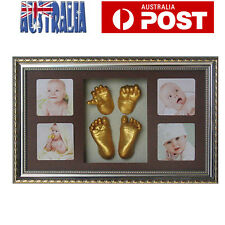 DIY Baby Casting Kit 3D Hand Foot Unique Keepsake Photo Frame 100% Safe Material