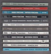 CD Sammlung Rondo Veneziano ( 12 CDS )