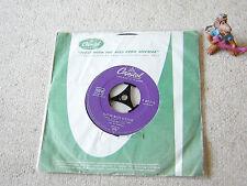 "CLYDE McCOY Sugar Blues Boogie / Hell´s Bells GERMAN 7"" +FLC CAPITOL F 80376"