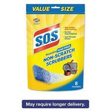 S.O.S. Non-Scratch Soap Scrubbers - 10005PK