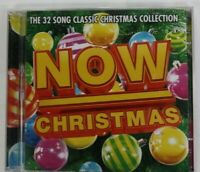 **Brand New** NOW Christmas [2 CD] by Now Christmas; Various Artists- Sealed