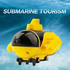 2.4G Radio Remote Control Toddler Kids Mini RC Submarine Boat Underwater Toy NEW