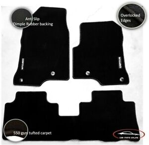 Floor mats for Holden Captiva Car Floor Mats (2015-2017)