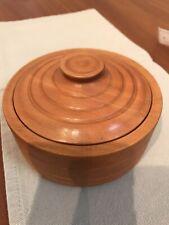 Tasmanian Huon Pine Trinket Box