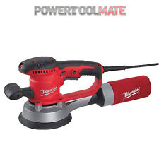 "Milwaukee ROS150E 240V 6"" (150mm) Random Orbit Sander"