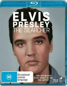 Elvis Presley : The Searcher : NEW Blu-Ray
