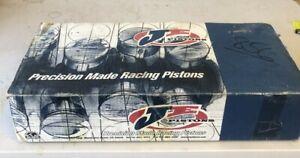 JE Pistons 18° SB 350 Chevy 4.125 1.220 Boxed Kit